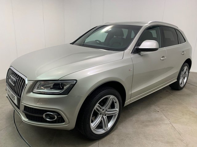 AUDI Q5 at Peter Scott Cars