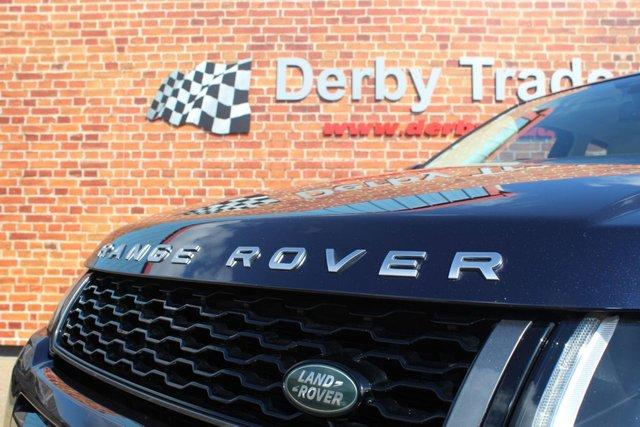LAND ROVER RANGE ROVER EVOQUE at Derby Trade Cars