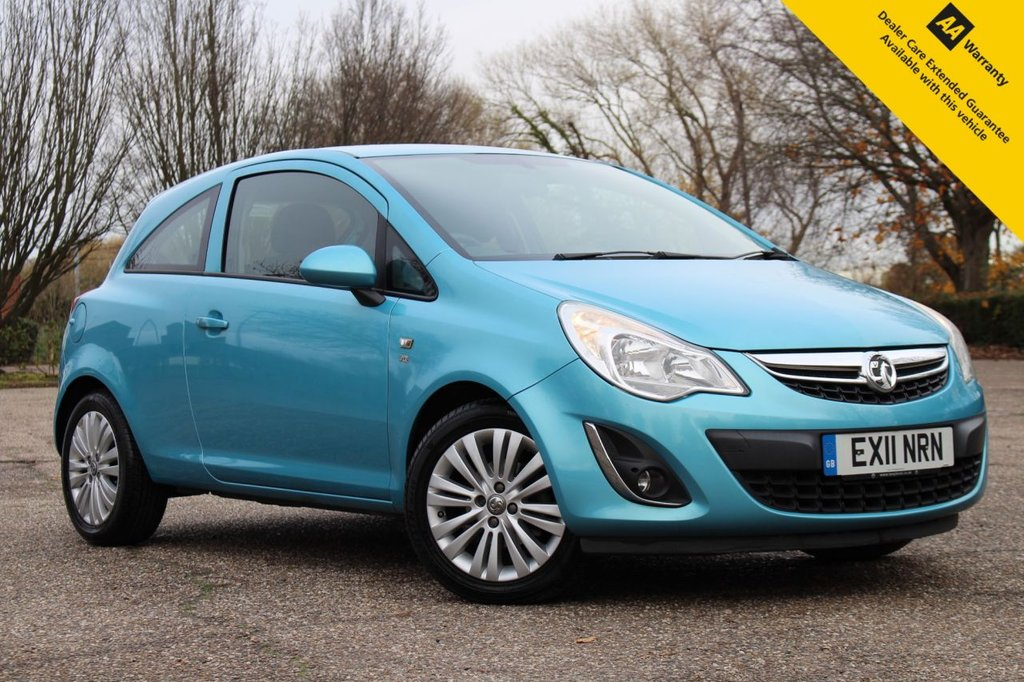 USED 2011 11 VAUXHALL CORSA 1.2 EXCITE 3d 83 BHP ** STUNNING GENUINE LOW MILEAGE EXAMPLE ** BRAND NEW ADVISORY FREE MOT ** FRESHLY SERVICED ** READY TO DRIVE AWAY ** ULEZ CHARGE EXEMPT ** GREAT VALUE LOW INSURANCE GROUP CAR ** CLICK & COLLECT AVAILABLE ** NATIONWIDE DELIVERY AVAILABLE **