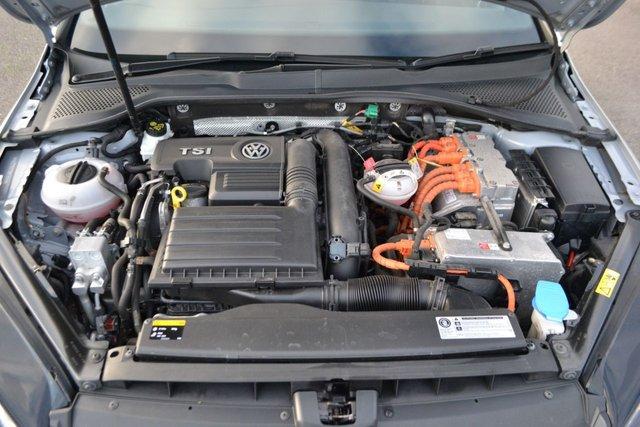 "USED 2016 66 VOLKSWAGEN GOLF 1.4 GTE NAV DSG 5d 150 BHP 18"" POLISHED ALLOYS ~ DISCOVERY PRO SAT NAV ~ 2 KEYS"