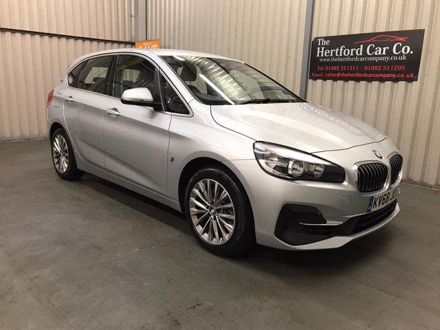 2018 68 BMW 2 SERIES 1.5 225XE LUXURY ACTIVE TOURER 5d 134 BHP
