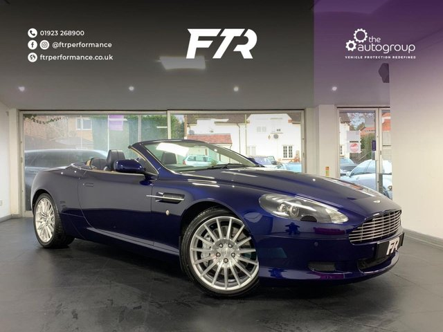 Used Aston Martin Cars In Kings Langley From Ftr Performance