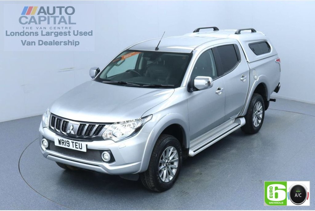 USED 2019 19 MITSUBISHI L200 2.4 DI-D 4WD Barbarian Auto 180 BHP Leather Seats Low Emission Reversing Cam | Leather Seats | Rear Tow Fitted