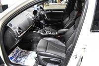 USED 2014 y AUDI A3 1.6 TDI S LINE 4d 109 BHP