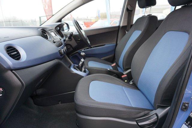 USED 2016 66 HYUNDAI I10 1.0 PREMIUM 5d 65 BHP ECONOMICAL, LOW TAX, DRIVES GREAT