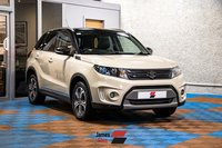 USED 2017 67 SUZUKI VITARA 1.6 SZ5 DDIS ALLGRIP 5d 118 BHP Two Owners | Three Service Stamps