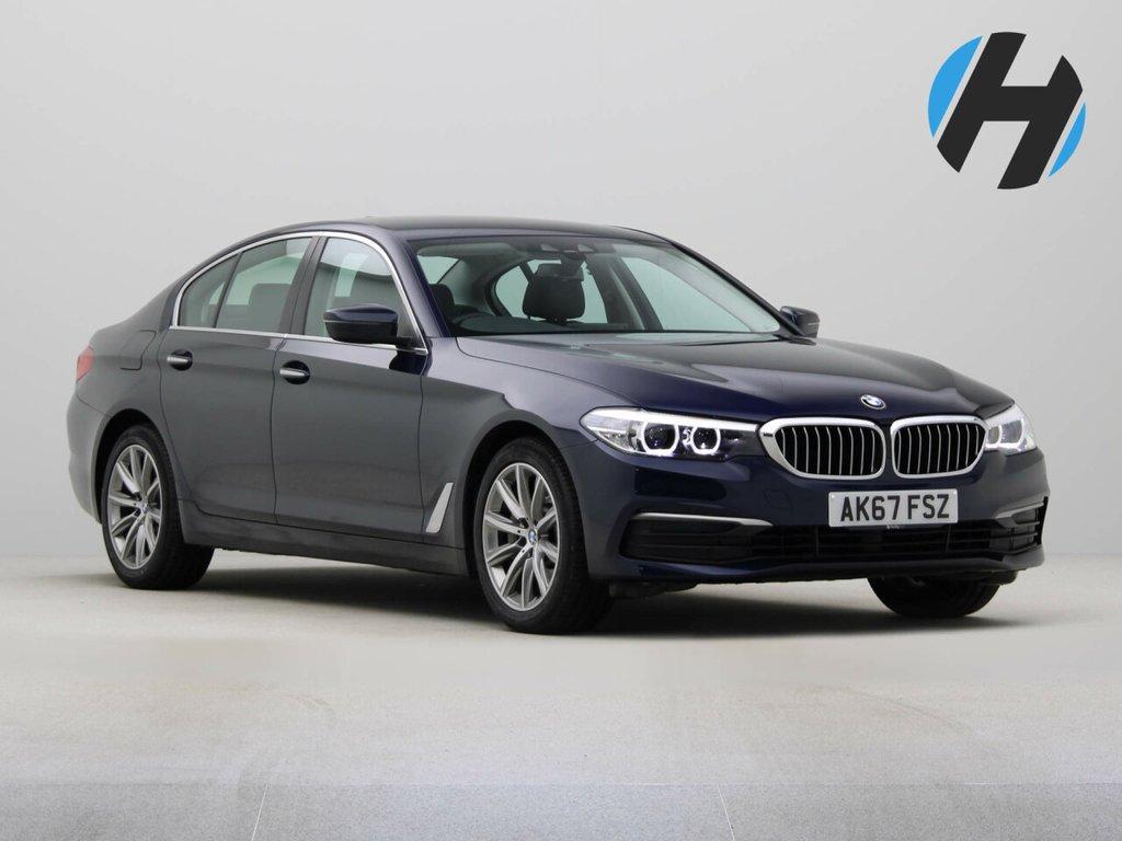 USED 2017 67 BMW 5 SERIES 2.0 530I SE