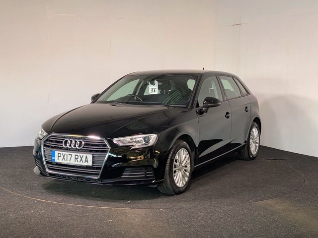 USED 2017 17 AUDI A3 1.6 TDI SE TECHNIK 5d 109 BHP CLICK & COLLECT + DELIVERY AVAILABLE ON THIS VEHICLE