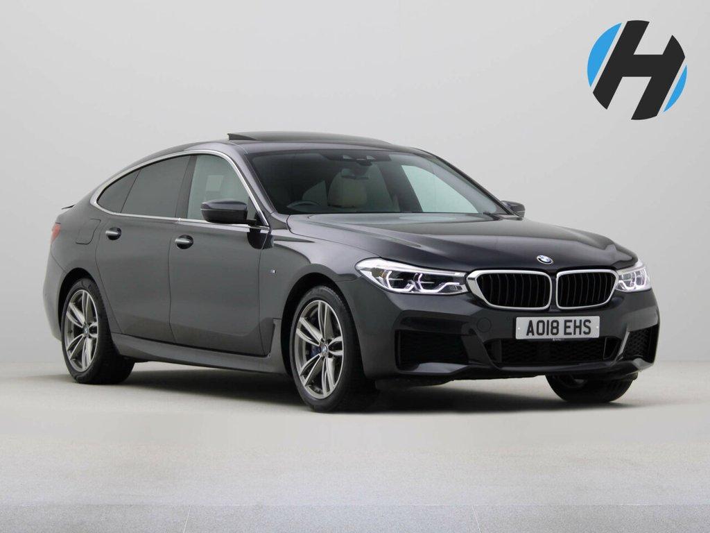 USED 2018 18 BMW 6 SERIES 3.0 630D M SPORT