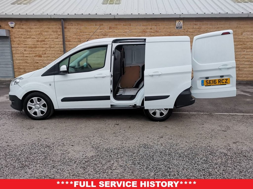 USED 2016 16 FORD TRANSIT COURIER 1.0 TREND 99 BHP