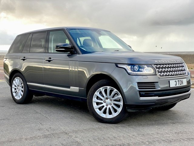 USED 2015 15 LAND ROVER RANGE ROVER 4.4 SDV8 Vogue 4dr Auto