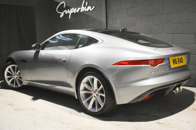 JAGUAR F-TYPE at Superbia Automotive