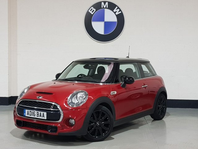 USED 2016 16 MINI HATCH COOPER 2.0 COOPER SD 3d 168 BHP 1 Owner / Mini Dealer History(Recent Service) £20 Tax