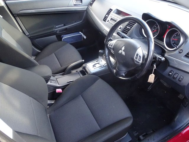 USED 2009 58 MITSUBISHI LANCER 1.8 GS3 4d 141 BHP AUTOMATIC 1 OWNER