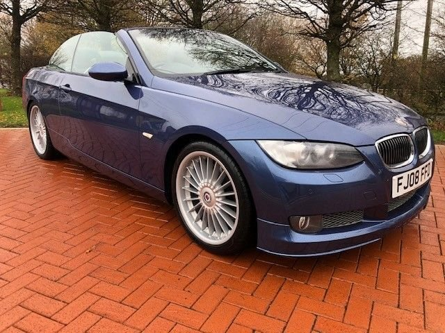 USED 2008 08 BMW ALPINA B3 BI-TURBO 3.0