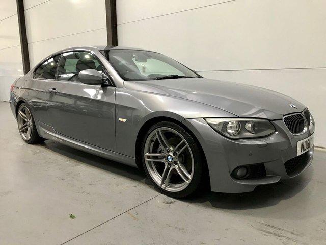 2011 61 BMW 3 SERIES 3.0 330D M SPORT 2d 242 BHP