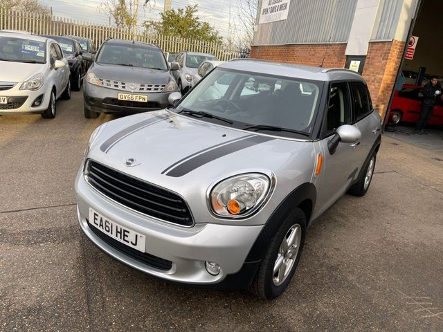 USED 2012 61 MINI COUNTRYMAN 1.6 ONE 5d 98 BHP