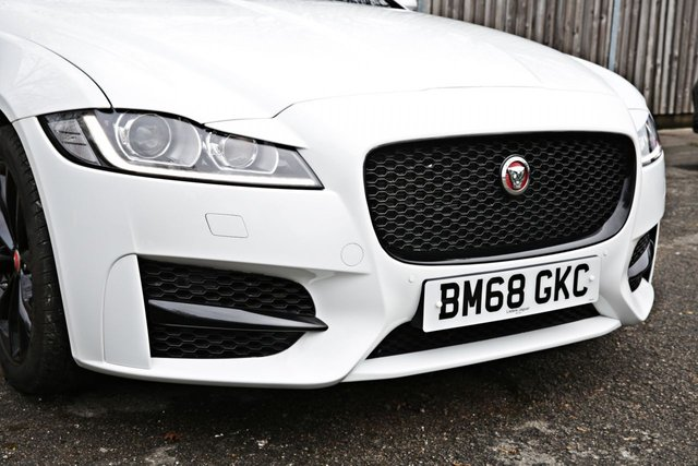 JAGUAR XF at Bonsha Motors