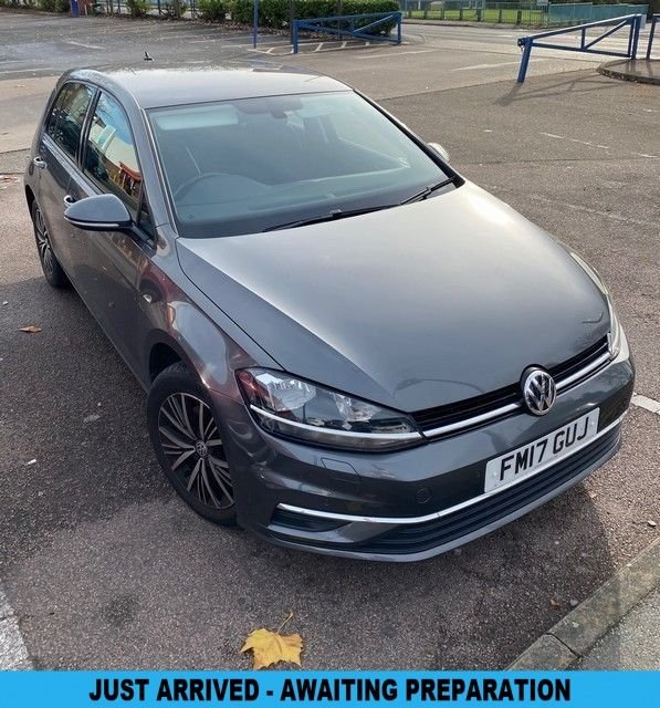 2017 17 VOLKSWAGEN GOLF 1.4 SE NAVIGATION TSI BLUEMOTION TECHNOLOGY DSG 5d 124 BHP