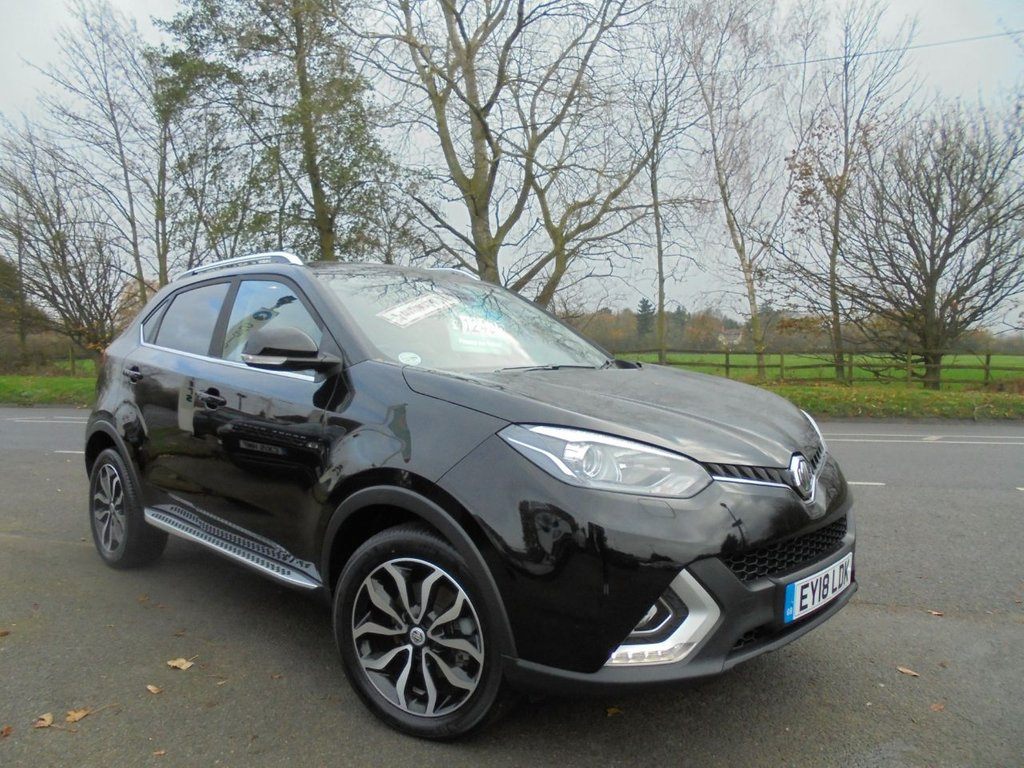 USED 2018 18 MG GS 1.5 EXCLUSIVE DCT 5d 164 BHP