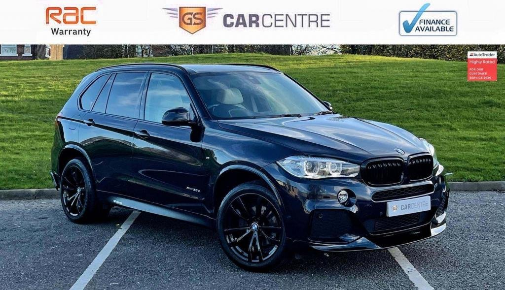 USED 2014 64 BMW X5 3.0 30d M Sport Auto xDrive (s/s) 5dr Full Service His   Camera  Kit
