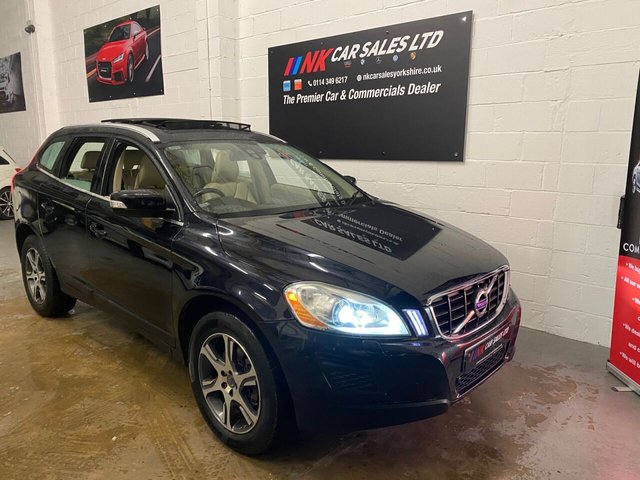 2010 10 VOLVO XC60 2.4 D5 SE LUX AWD 5d 205 BHP PAN ROOF SOLD TO A CLIENT FROM BARNSLEY