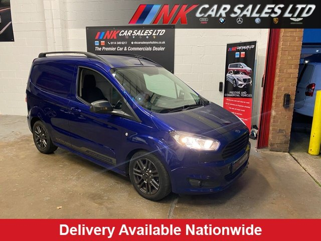 2017 67 FORD TRANSIT COURIER 1.5 SPORT TDCI 94 BHP LOW MILES PRICE IS PLUS VAT SOLD TO ADELINO FROM HERTFORDSHIRE