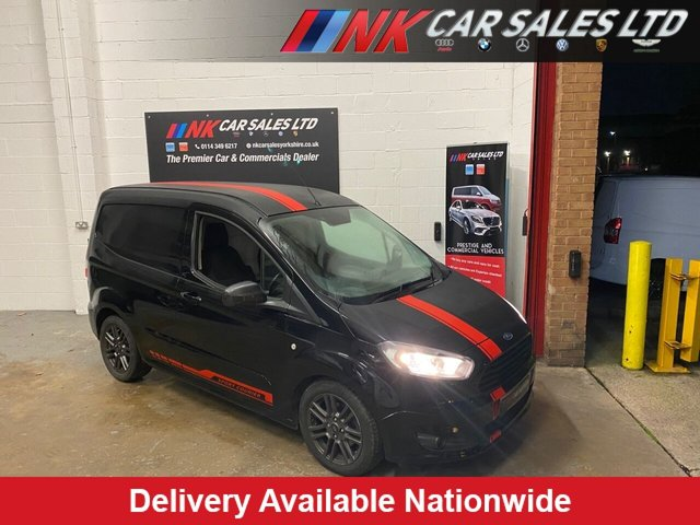 2017 67 FORD TRANSIT COURIER 1.5 SPORT TDCI 94 BHP LOW MILES PRICE IS PLUS VAT SOLD SOLD