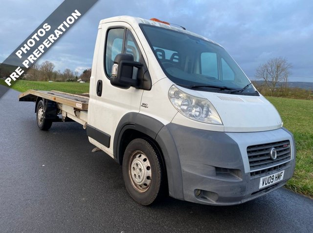 View our FIAT DUCATO MAXI LWB