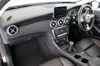 USED 2016 66 MERCEDES-BENZ A-CLASS 1.5 A 180 D SE 5d 107 BHP 1 OWNER   LEATHER   REV CAM  