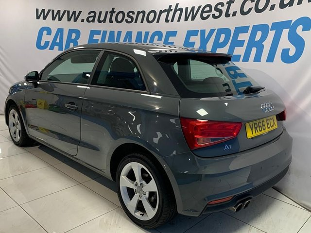 AUDI A1 at Autos North West