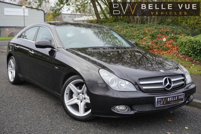 """USED 2010 60 MERCEDES-BENZ CLS CLASS 3.0 CLS350 CDI GRAND EDITION 4d 224 BHP *STUNNING 18"""" AMG ALLOYS, CRUISE CONTROL, HEATED LEATHER SEATS, MUST SEE!*"""