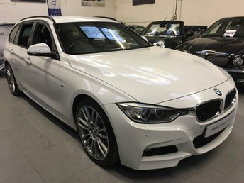 2015 BMW 3 SERIES 3.0 335I M SPORT TOURING 5d 302 BHP