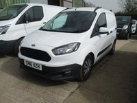 USED 2016 16 FORD TRANSIT COURIER 1.5 BASE TDCI 5d 75 BHP 2016 16 Ford Transit Courier 1.5 Turbo Diesel very economical low insurance group great small van size
