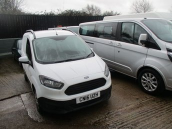 2016 FORD TRANSIT COURIER 1.5 BASE TDCI 5d 75 BHP £6450.00