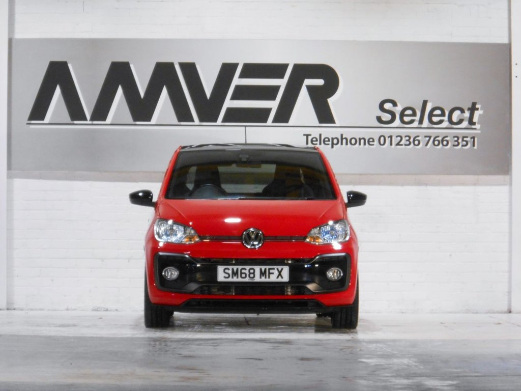 USED 2018 68 VOLKSWAGEN UP 1.0 UP GTI 3d 114 BHP