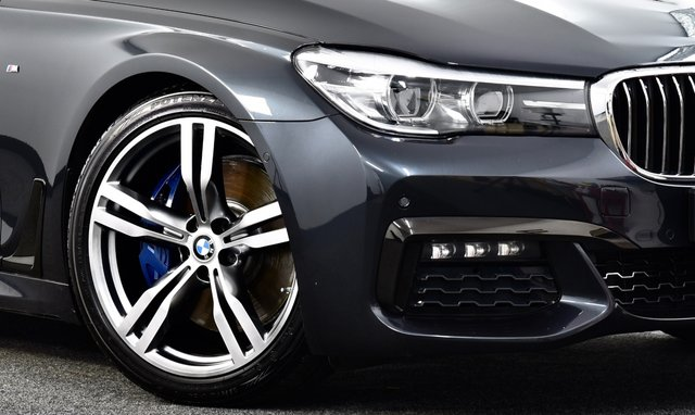 USED 2017 17 BMW 7 SERIES 3.0 730d M Sport Auto (s/s) 4dr £7k Extra's, Sunroof, 1 Owner