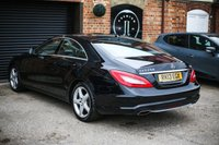 USED 2013 13 MERCEDES-BENZ CLS CLASS 2.1 CLS250 CDI BLUEEFFICIENCY AMG SPORT 4d AUTO 204 BHP