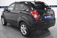 USED 2015 15 SSANGYONG KORANDO 2.0 ELX4 5d 175 BHP (RARE AUTO - HEATED LEATHER)