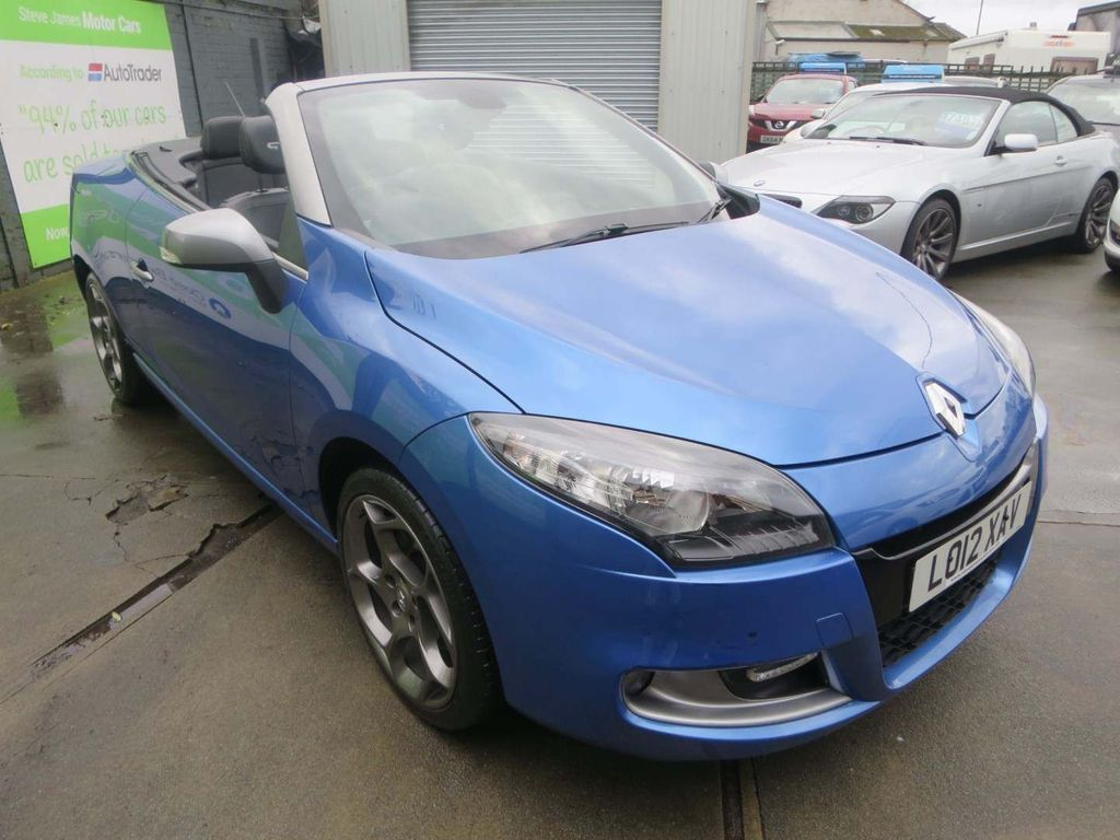 USED 2012 12 RENAULT MEGANE 2.0 GT LINE TOMTOM DCI 2d 160 BHP * RARE MODEL + LOW RATE APRs *