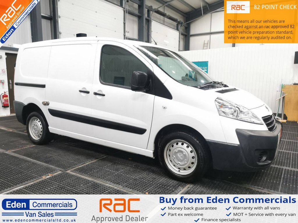 USED 2016 16 PEUGEOT EXPERT 1.6 HDI 1000 L1H1 PROFESSIONAL