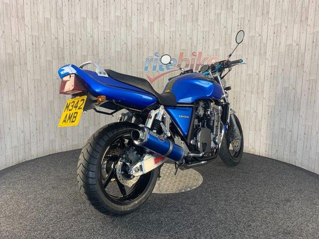 HONDA CB1000 at Rite Bike