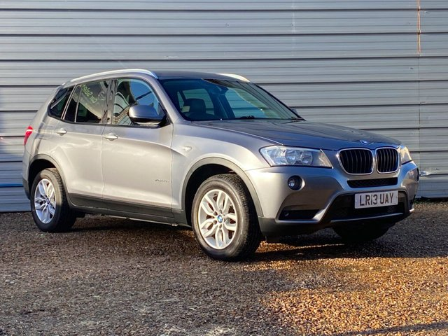 USED 2013 13 BMW X3 2.0 XDRIVE20D SE 5d 181 BHP Heated front and rear seats