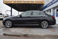 USED 2015 65 MERCEDES-BENZ C-CLASS 1.6 C200 D SPORT 4d 136 BHP AVAILABLE FOR ONLY £280 PER MONTH WITH £0 DEPOSIT