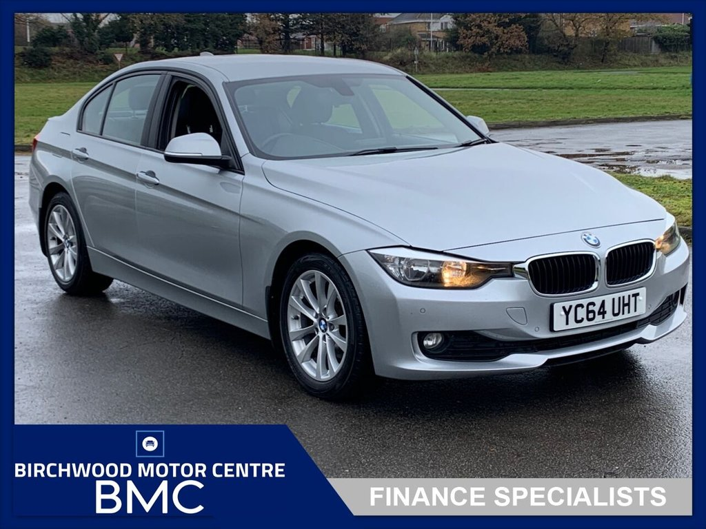 USED 2014 64 BMW 3 SERIES 2.0 320D SE 4d 182 BHP. FULL SERVICE HISTORY!!!