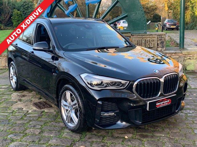 2019 69 BMW X1 2.0 XDRIVE20I M SPORT 5d 190 BHP
