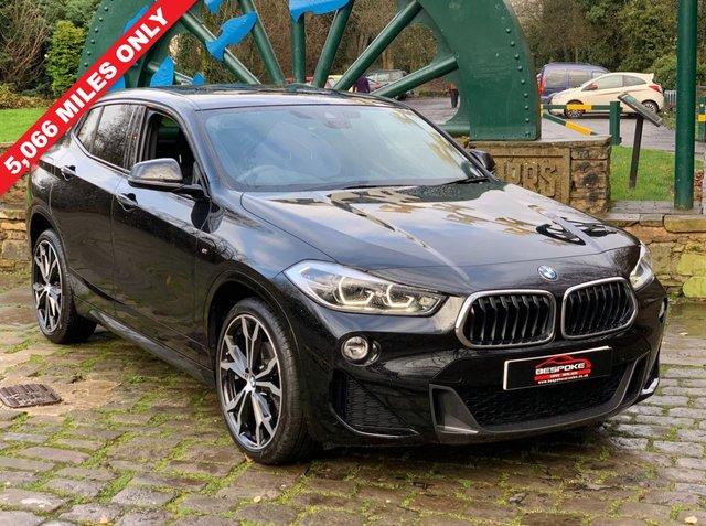2019 69 BMW X2 1.5 SDRIVE18I M SPORT 5d 139 BHP