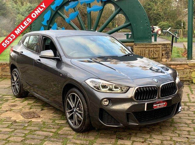 2019 69 BMW X2 2.0 SDRIVE20I M SPORT 5d 190 BHP