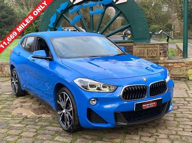 2019 69 BMW X2 2.0 XDRIVE20D M SPORT 5d 188 BHP