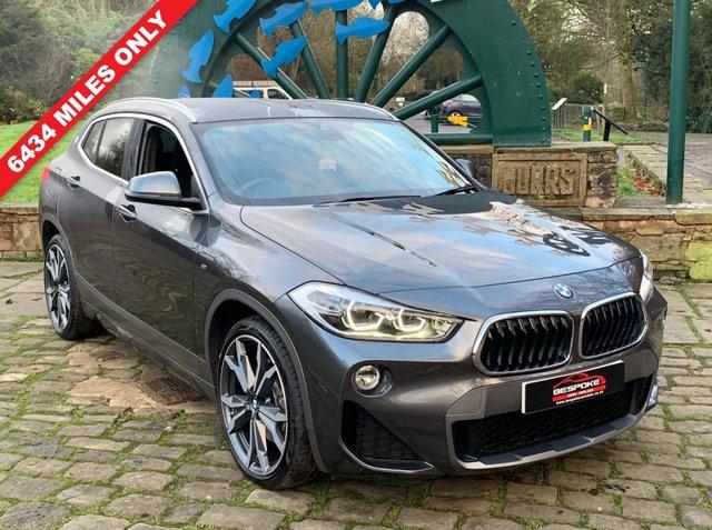 2019 69 BMW X2 2.0 XDRIVE20D M SPORT X 5d 188 BHP